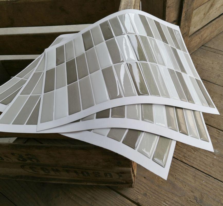 Laminas Adhesivas Para Pared - Placas-para-paredes
